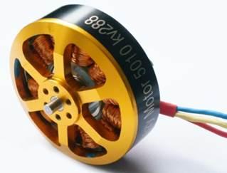 5010 kV288 uav motor