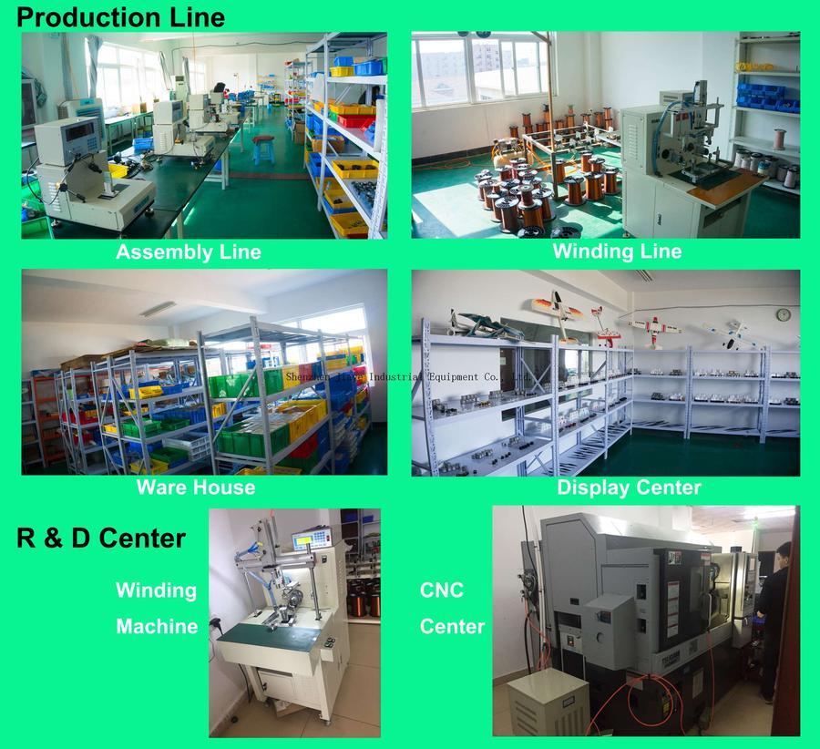bldc motor factory